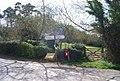 Postbox at Hoath Corner - geograph.org.uk - 1260670.jpg