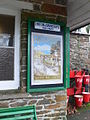 Poster for Woody Bay station - geograph.org.uk - 1612402.jpg
