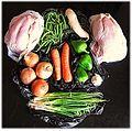 Poulet Yassa. Preparation - Basic ingredients 1.jpg