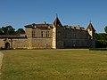 Préchac Château de Cazeneuve Vue n°1.jpg