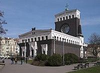 Prag Joze Plecnik Kirche.jpg