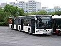 Praha, Háje, autobus MAN dopravce ČSAD Polkost.jpg