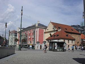 Náměstí Republiky, Prague - Náměstí Republiky