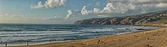 Praia do Guincho - Praia do Guincho, west coast of Portugal