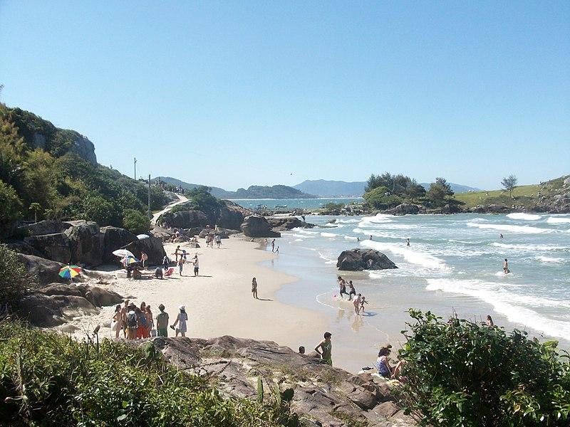 Dicas de praia em Santa Catarina