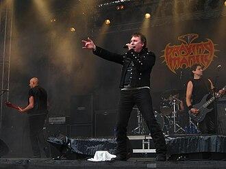 Praying Mantis (band) - Praying Mantis live at Sweden Rock Festival 2010.