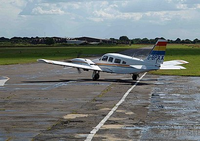 How to get to Sandtoft Airfield with public transport- About the place