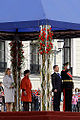 President Medvedev state visit to Norway Official greeting ceremony big225592.jpg