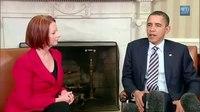 File:President Obama and Prime Minister Gillard of Australia.webm