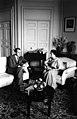 President Richard Nixon Meeting with India's Prime Minister Indira Gandhi.jpg