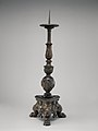 Pricket candlestick (one of a pair) MET DP-1231-001.jpg
