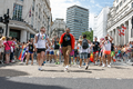 Pride in London 2016 - Gay Men's Dance Company in the parade 1.png