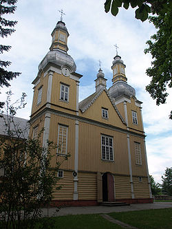 Prienai Church