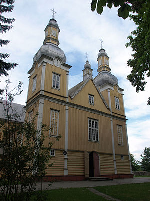 Prienai - Prienai Church