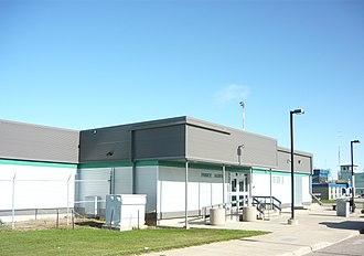 Prince Albert (Glass Field) Airport - Image: Prince Albert Airport