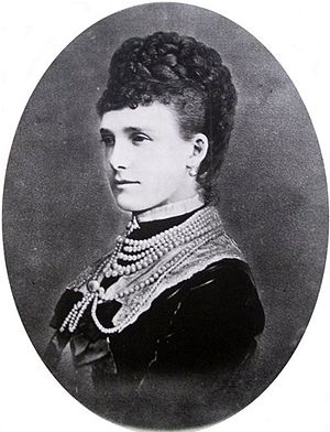 Princess Eugenia Maximilianovna of Leuchtenberg