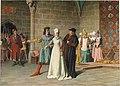 Prisión de la última reina de Mallorca (Museo del Prado).jpg