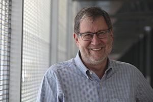 Garvan Institute of Medical Research - Executive Director, Professor John Mattick, pictured in 2014.