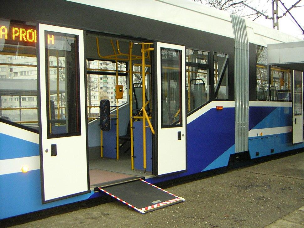 Protram205 ramp