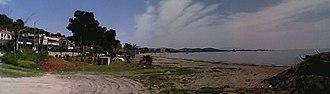 Psakoudia - Psakoudia beach