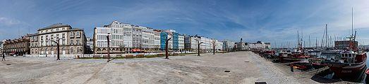 Puerto de La Coruña, España, 2015-09-25, DD 46-49 PAN.JPG