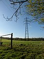 Pylon near Dry Drayton - geograph.org.uk - 1043172.jpg