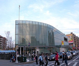 Korean Americans in New York City - Korean American residents also prominently utilize the Queens Library in Flushing.