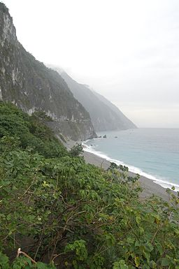Qingshui Cliff in Taroko National Park (5441492429)