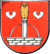 Coat of arms of the city of Quickborn