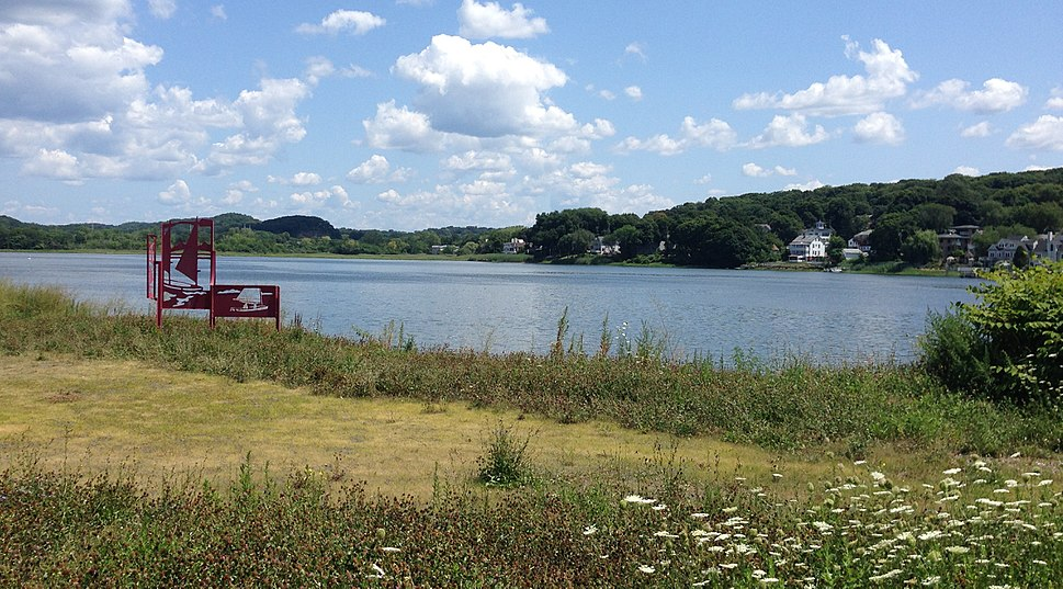Quinnipiac River from Fair Haven