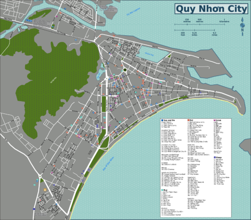 Quy Nhon City Map 3008px 01.png