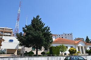 Rádio e Televisão de Portugal - Rádio e Televisão de Portugal - branch at Coimbra.