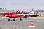 RAAF (A23-052) Pilatus PC-9A taxiing at Wagga Wagga Airport.jpg