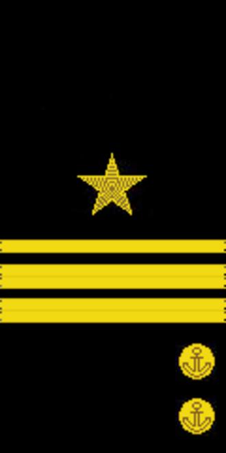 Captain lieutenant - Image: RAF N F2 Kapt Lt sleeve