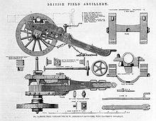 rbl 40 pounder armstrong gun wikipedia. Black Bedroom Furniture Sets. Home Design Ideas