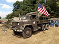 REO M35 with American flag.JPG