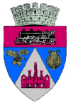 Coat of airms o Reșița