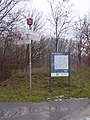 Radrevier.ruhr Knotenpunkt 18 Lünen-Beckinghausen Wegweiser.jpg
