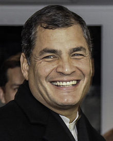 Image illustrative de l'article Rafael Correa