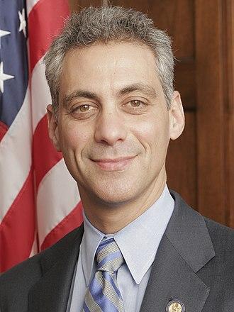 2011 Chicago mayoral election - Image: Rahm Emanuel, official photo portrait color (a)