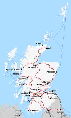Map Of Uk Train Lines.List Of Railway Lines In Great Britain Wikipedia