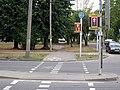 Railwalk on Radyjaĺnaja street (Minsk, Belarus).jpg