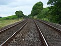 Railway, Hanging Langford - geograph.org.uk - 478749.jpg