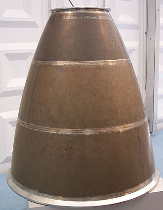 Nozzle - A nozzle from the Ariane-5 rocket