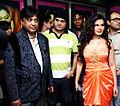 Rakhi Sawant visited Charisma Spa in Banglore 01.jpg