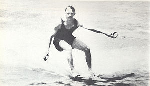 Ralph Samuelson - Ralph Samuelson, the inventor of water skiing