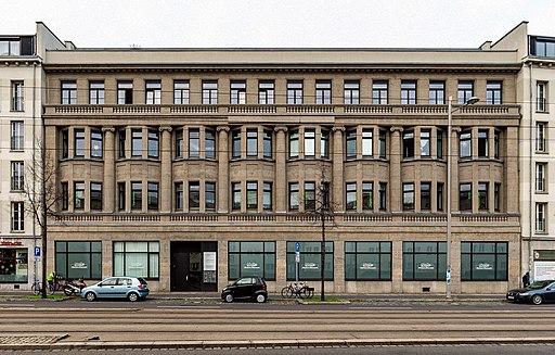 Ranstädter Steinweg 18 Leipzig