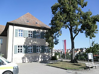 Aurachtal - Town hall Aurachtal