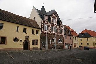 Mansfeld - Town hall
