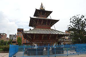 Matsyendranath - Rato Machhindranath Temple